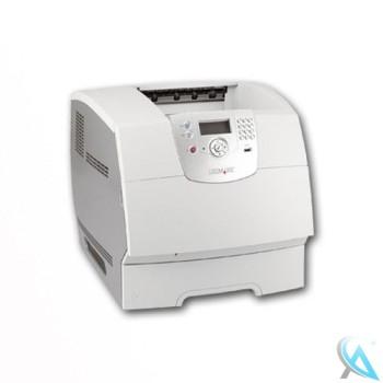 Lexmark-T640-Gebrauchtgeraet mit neuem Toner