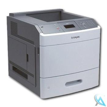Lexmark T654DN Laserdrucker mit neuem Toner
