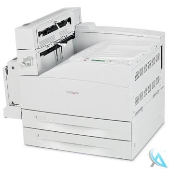 Lexmark W850dn gebrauchter Laserdrucker mit neuem Toner