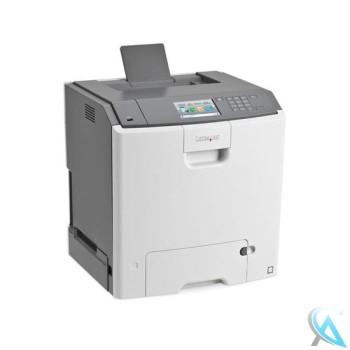 Lexmark C748de gebrauchter Farblaserdrucker