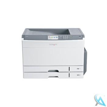 Lexmark C925de gebrauchter Farblaserdrucker mit neuen Trommeln