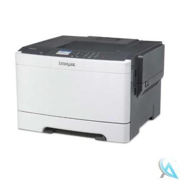 Lexmark CS410d gebrauchter Farblaserdrucker