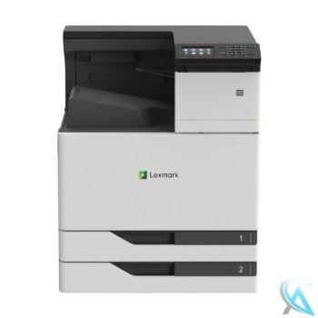 Lexmark CS921de gebrauchter Farblaserdrucker