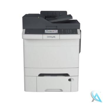 Lexmark CX410E gebrauchtes Multifunktionsgerät mit Papierfach 38C0636