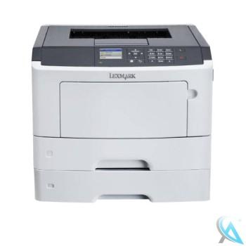 Lexmark MS415dtn gebrauchter Laserdrucker mit 35S0267 Papierkassette