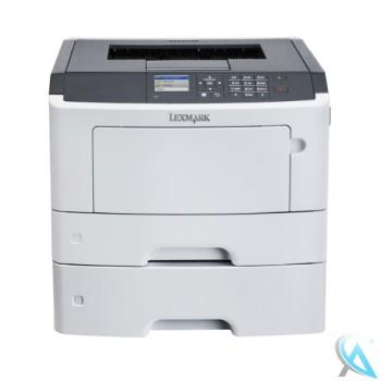 Lexmark MS415dn gebrauchter Laserdrucker mit 35S0567 Papierkassette
