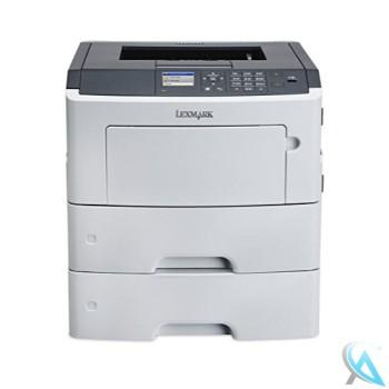 Lexmark MS610DN gebrauchter Laserdrucker mit Papierfach 35S0567