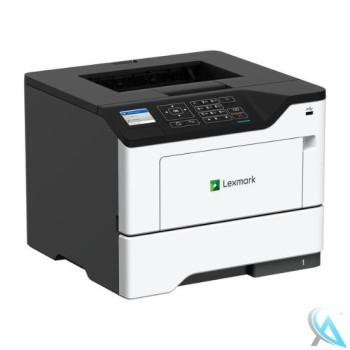 Lexmark MS621DN gebrauchter Laserdrucker ohne Toner