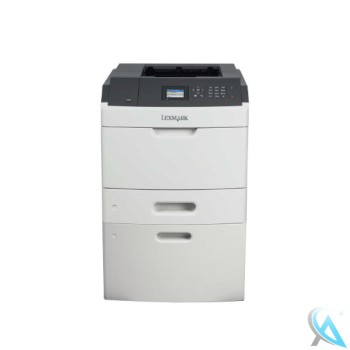 Lexmark MS811DN gebrauchter Laserdrucker mit Papierfach 40G0804