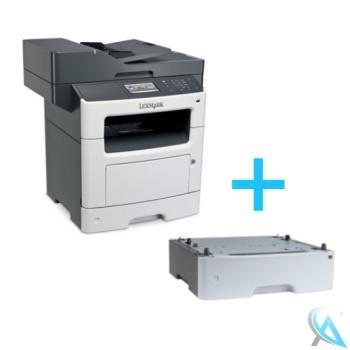 Lexmark MX511dhe gebrauchtes Multifunktionsgerät mit Papierfach 35S0567