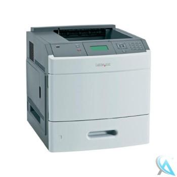 Lexmark T654N gebrauchter Laserdrucker