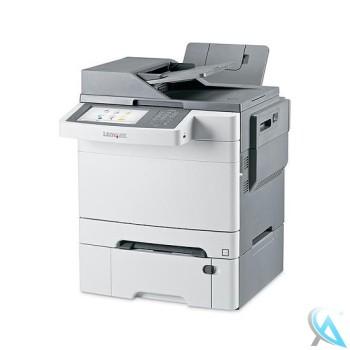 Lexmark X548de gebrauchtes Multifunktionsgerät mit Zusatzpapierfach 3063958