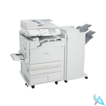 Lexmark X850e gebrauchter Kopierer mit Finisher 4024-FIN 15R0143
