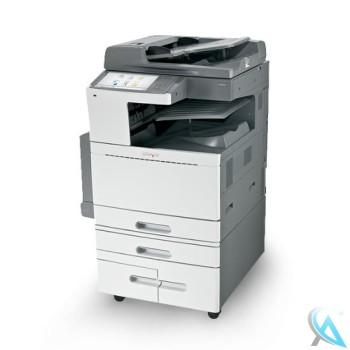 Lexmark X950de gebrauchter Kopierer mit Papierfach 22Z0014 auf Rollen