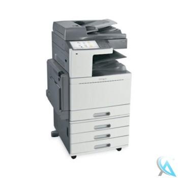 Lexmark X950de gebrauchter Kopierer mit Papierfach 22Z0013 auf Rollen