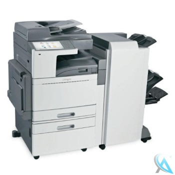 Lexmark XS950de Farbkopierer mit Finisher 7558-FNB