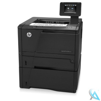 HP LaserJet 400 M401DNE Laserdrucker mit Zusatzpapierfach CF284A