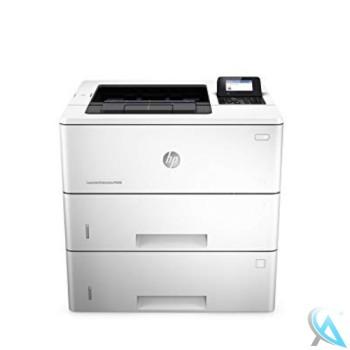 HP LaserJet Enterprise M506x Laserdrucker mit neuem Toner