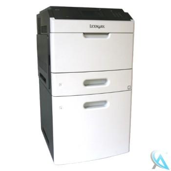 Lexmark M5155 gebrauchter Laserdrucker mit 2000 Blatt Papierfach