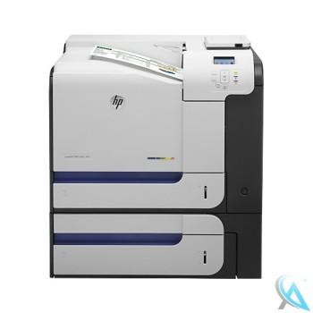 HP Laserjet 500 Color M551DTN Farblaserdrucker