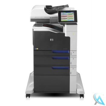 HP Laserjet Enterprise 700 Color MFP M775DN gebrauchtes Multifunktionsgerät mit Papierfach CE792