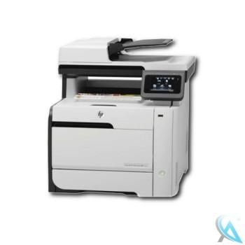 HP Color LaserJet Pro 400 MFP M475DN, generalüberholtes Multifunktionsgerät mit neuem Toner