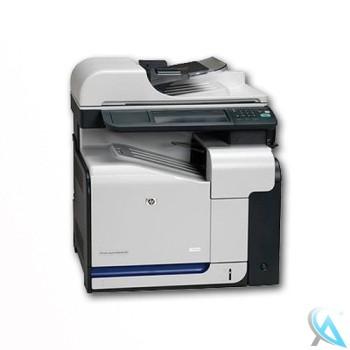 HP Color Laserjet CM3530 MFP gebrauchtes Multifunktionsgerät mit neuem Tonersatz
