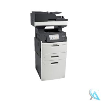 Lexmark MX711de gebrauchtes Multifunktionsgerät mit Papierzufuhr 40G0804
