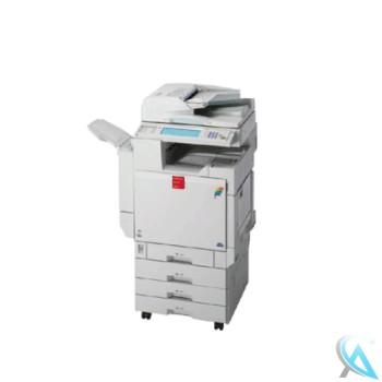 Nashuatec Aficio NRG DSC338 gebrauchter Kopierer auf Rollen