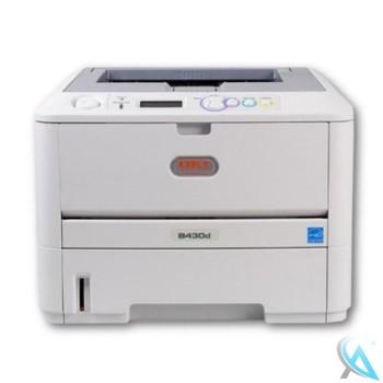 oki-b430d gebrauchter Laserdrucker