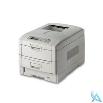 OKI C7350N gebrauchter Farblaserdrucker