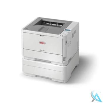 OKI B412DN gebrauchter Laserdrucker mit Papierfach N22204A