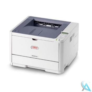 OKI B431D gebrauchter Laserdrucker mit neuer Trommel und neuem Toner