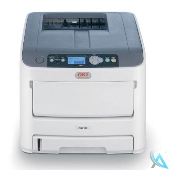 OKI C610n Farblaserdrucker