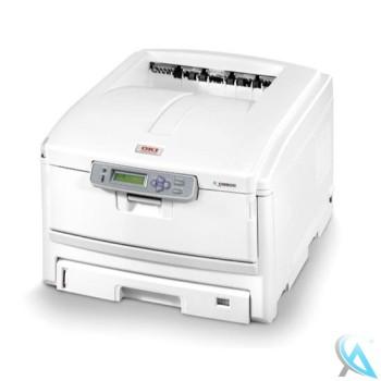 OKI C8800N gebrauchter Farblaserdrucker