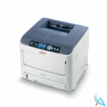 OKI ES6410dn gebrauchter Farblaserdrucker