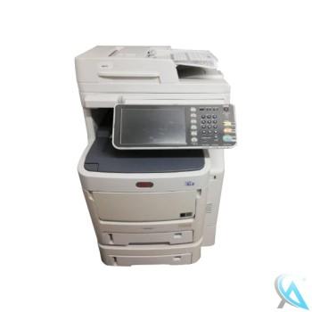 Oki ES7470dn MFP gebrauchtes Multifunktionsgerät mit 1x Zusatzpapierfach 45466502