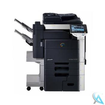 Olivetti d-color MF450 mit Papierfach FK-502 Finisher FS-519 (Baugleich Bizhub C451)