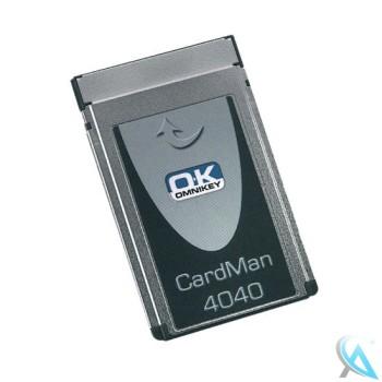 OMNIKEY 4040 Mobile PCMCIA Smart Card Leser