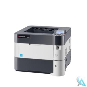 Kyocera ECOSYS P3055DN gebrauchter Laserdrucker mit neuem Toner
