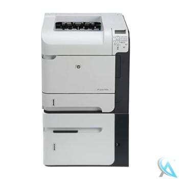 HP LaserJet P4015DN gebrauchter Laserdrucker mit Zusatzpapierfach CB523A