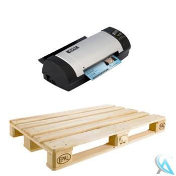 Plustek MobileOffice D600 gebrauchter Scanner Posten 20 Stück