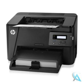 HP LaserJet Pro M201dw Laserdrucker mit neuem Toner
