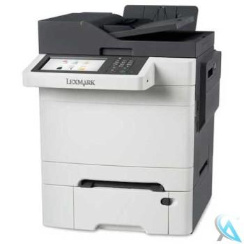 Lexmark CX510DE gebrauchtes Multifunktionsgerät mit Papierfach 38C0636
