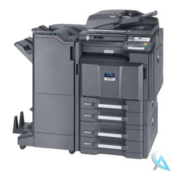 Kyocera TASKalfa 3050ci gebrauchter Kopierer mit PF-730 und DF-790 Booklet