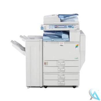 Ricoh Aficio MP C3501 gebrauchter Kopierer mit Finisher SR790