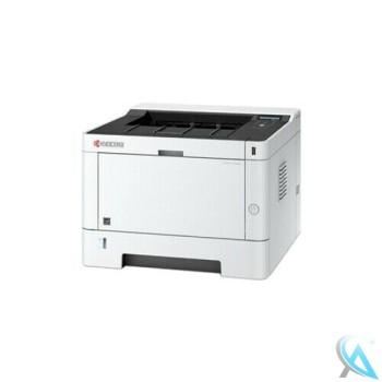 HP Color Laserjet 4700DTN gebrauchter Farblaserdrucker auf Rollen mit neuem Toner