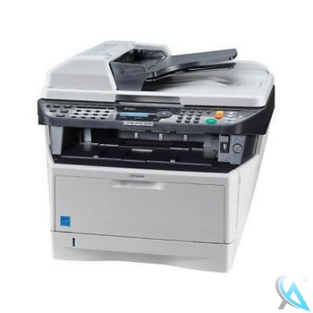 Kyocera FS-1135 MFP gebrauchtes Multifunktionsgerät (Laserdrucker) mit neuer Trommel