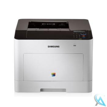 Samsung CLP-680ND gebrauchter Farblaserdrucker