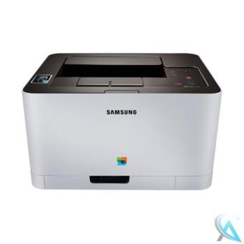 Samsung Xpress C410W gebrauchter Farblaserdrucker